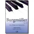 Burgmuller - Op. 100 - Estudos, Escalas, Teoria